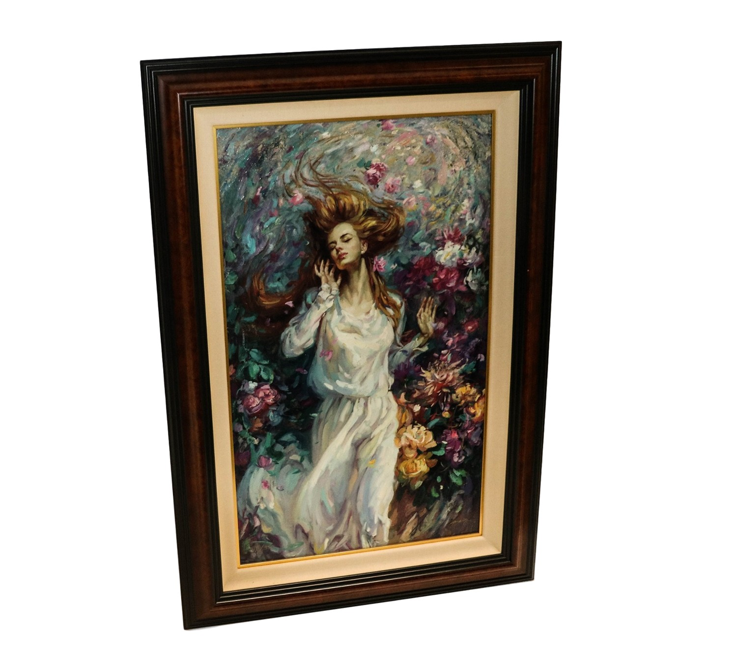 Cao Yong Winds Of Love Giclee On Canvas