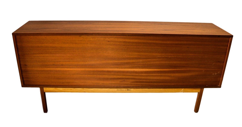 Danish Modern Buffet Credenza : Danish modern teak sideboard credenza