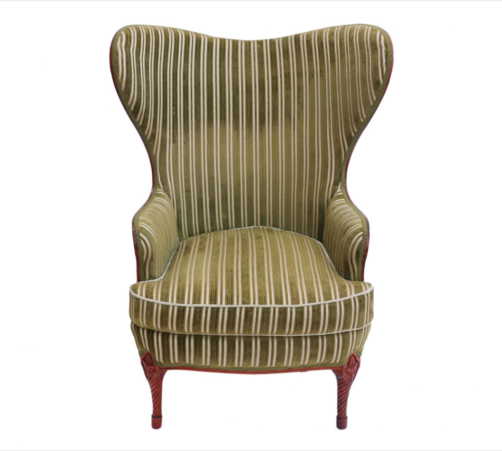Federal Style Butterfly Wing Chair : Federal style butterfly wing chair 1 from marykaysfurniture.com size 2048 x 1842 jpeg 250kB