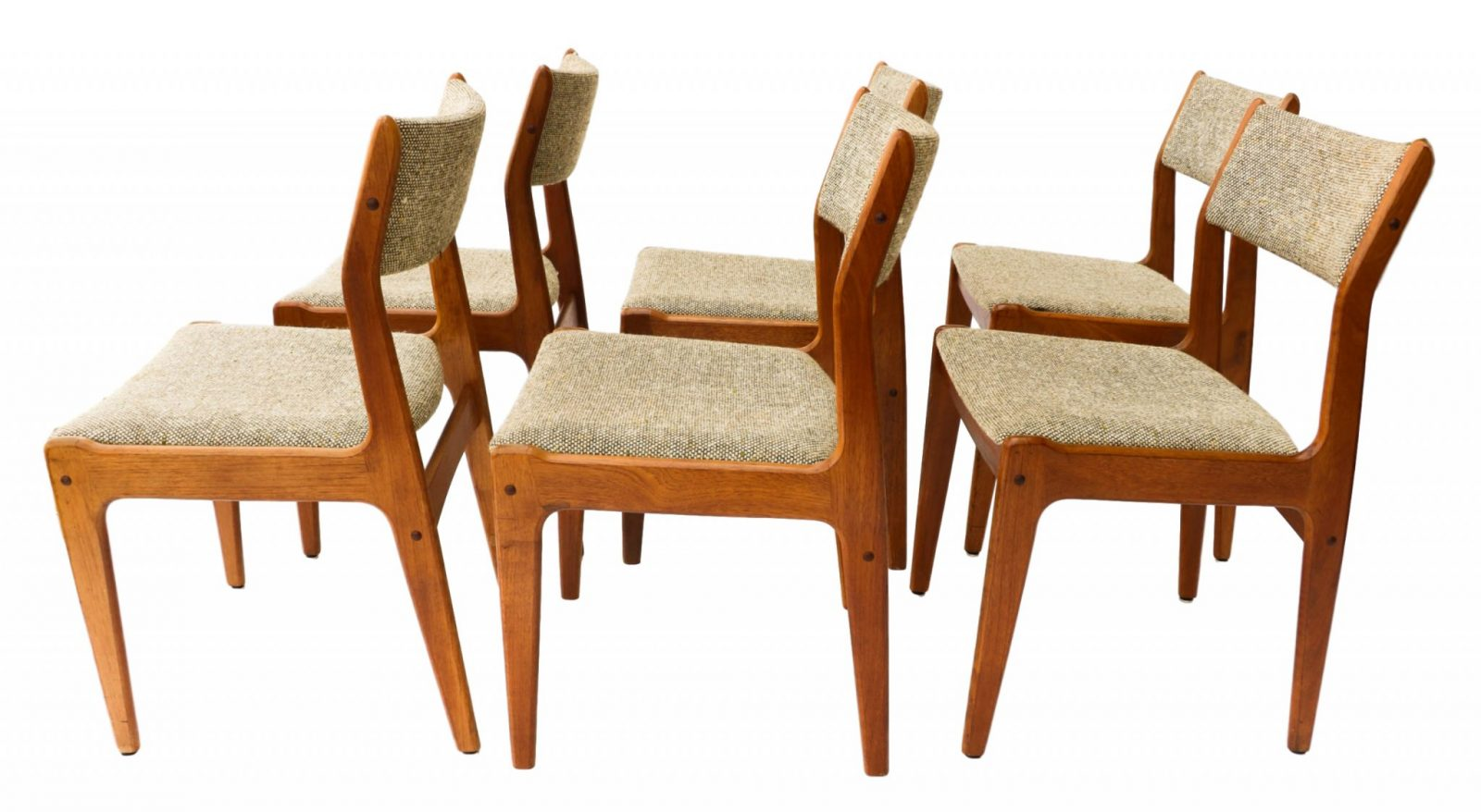 Gorgeous Teak Scandinavia Danish Modern Dining Chairs six : Gorgeous Teak Scandinavia Danish Modern Dining Chairs six 5 from marykaysfurniture.com size 2048 x 1124 jpeg 202kB