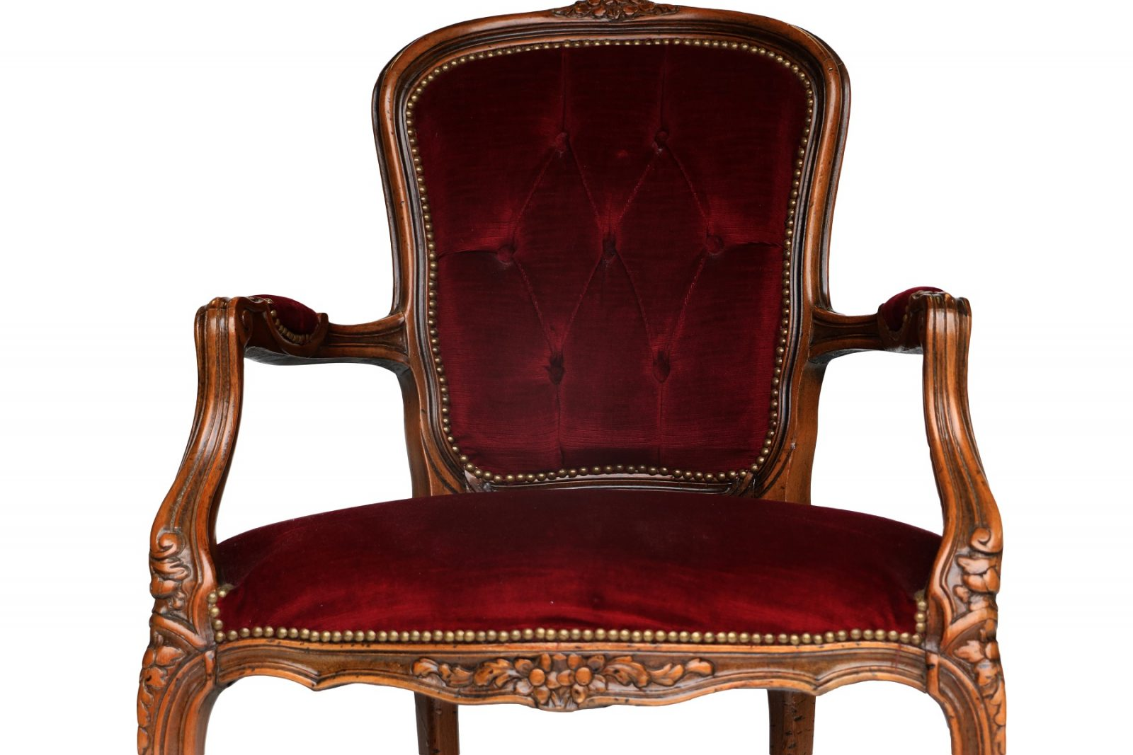 Burgundy Dining Chair