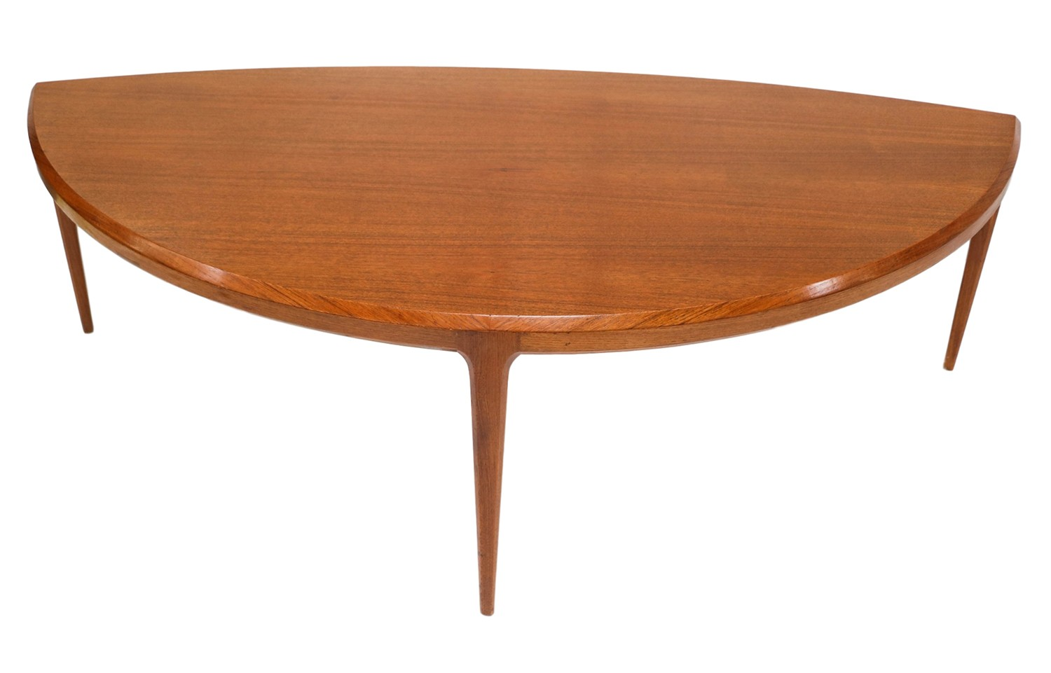 Mid Century Danish Johannes Andersen Teak Coffee Table