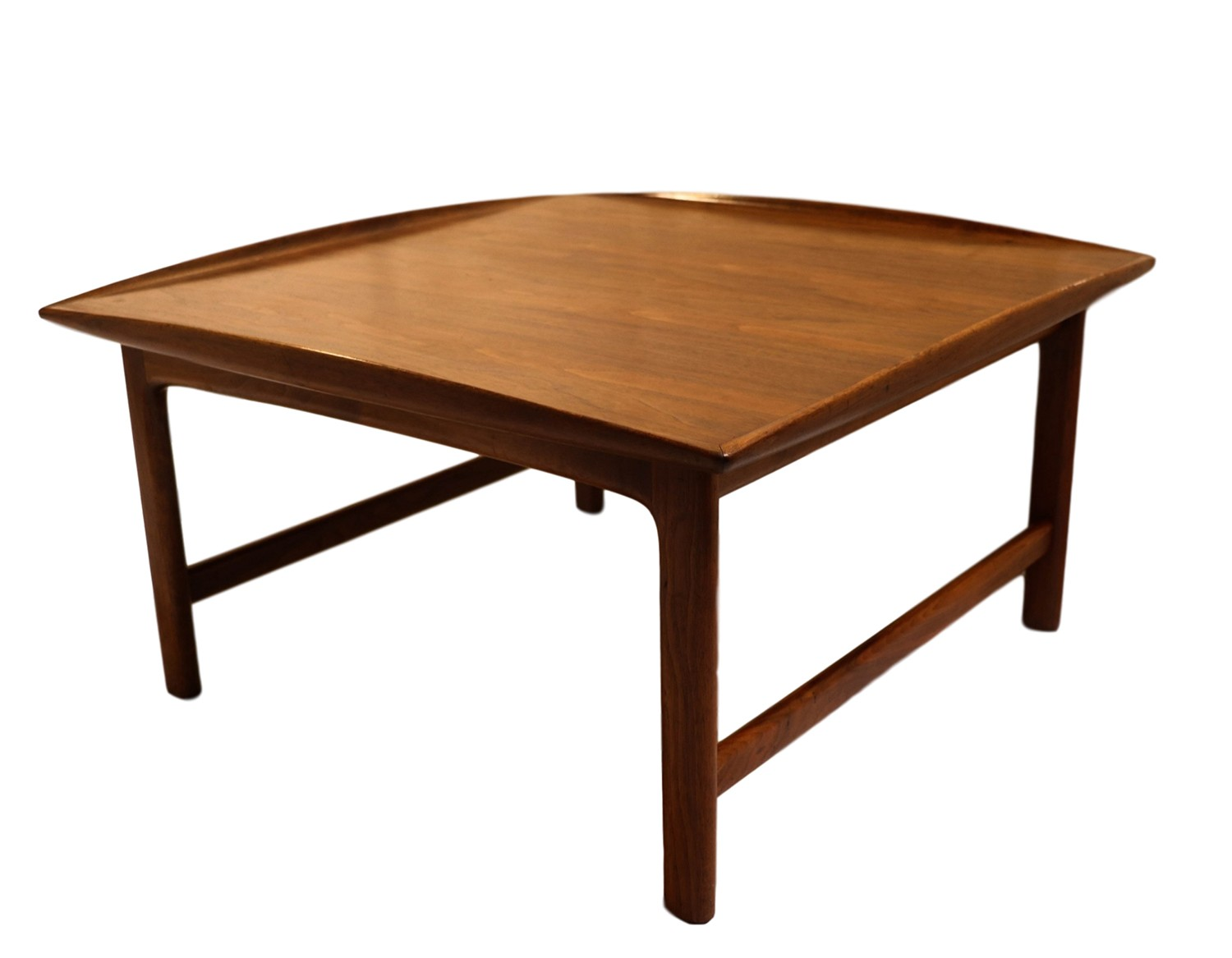 Mid century folke ohlsson coffee table for dux for K furniture coffee table