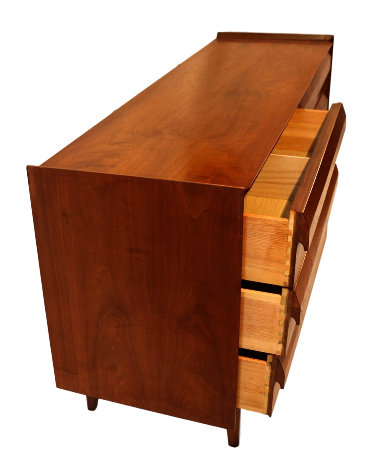 Mid Century Modern Split Level 1956 Edition Better Homes: Mid Century Lane‏ Walnut Dresser