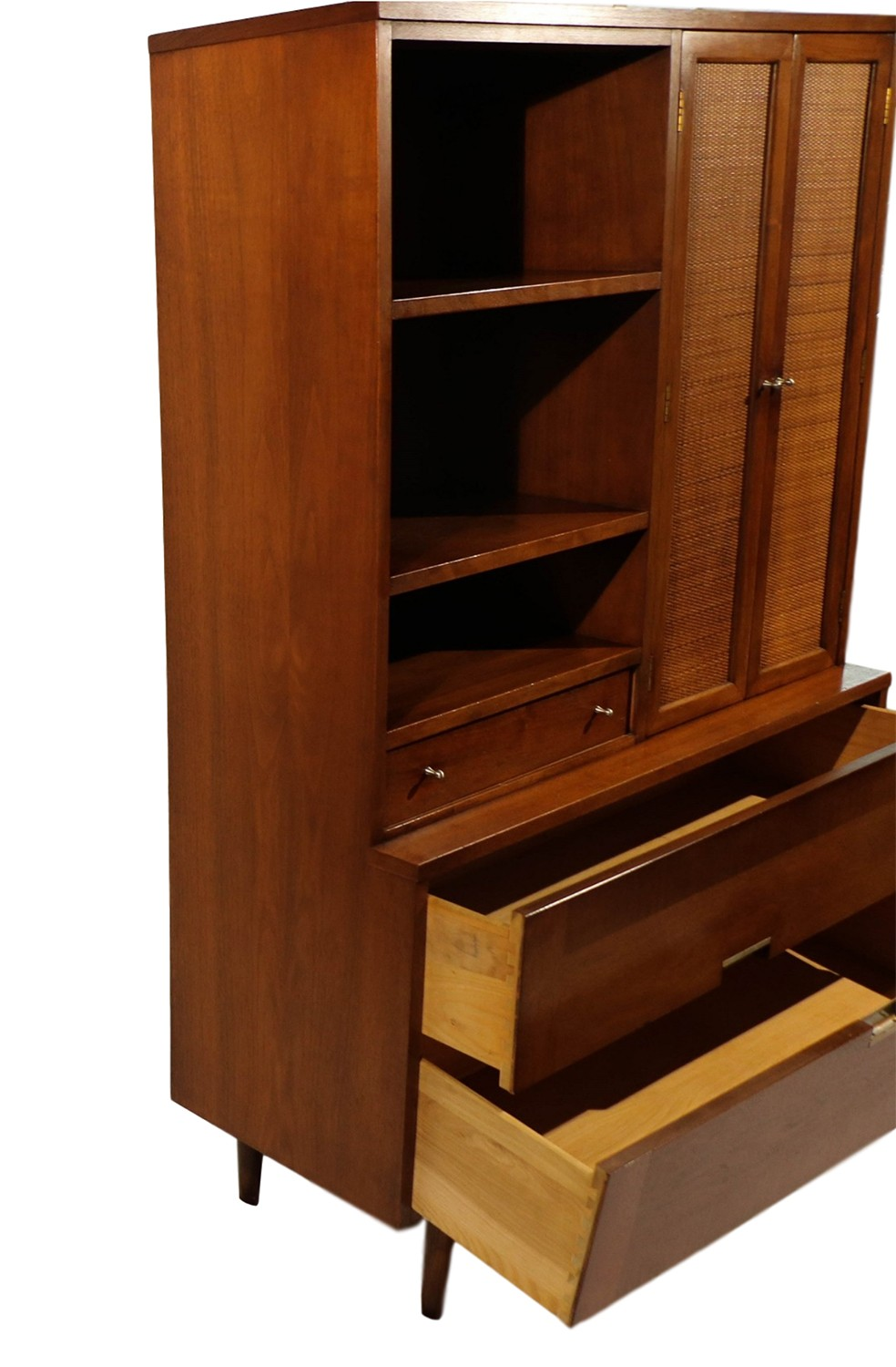 Mid Century Modern American Of Martinsville China Cabinet