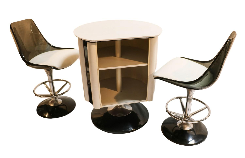 Mid Century Modern Chromcraft Bar set Table Chairs Stools : Mid Century Modern Chromcraft Bar set Table Chairs Stools 7 from marykaysfurniture.com size 1500 x 969 jpeg 304kB
