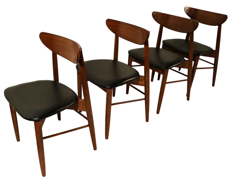 lane mid century modern walnut dining chairs rh marykaysfurniture com lane furniture dining room sets birch lane dining room furniture