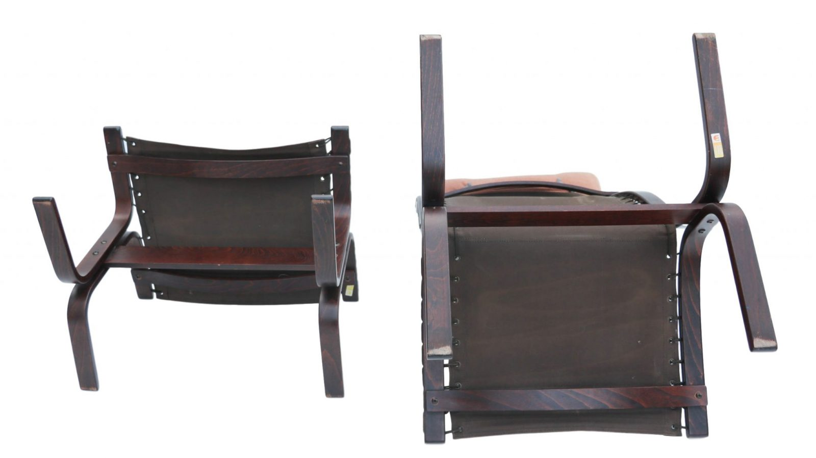 Mid Century Westnofa Quot Siesta Quot Lounge Chair Ottoman