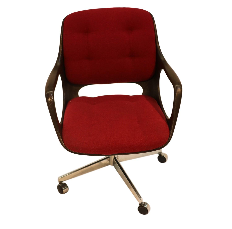 Mid Century Modern Office Chair Hermann Miller Style - Mid century modern office chair