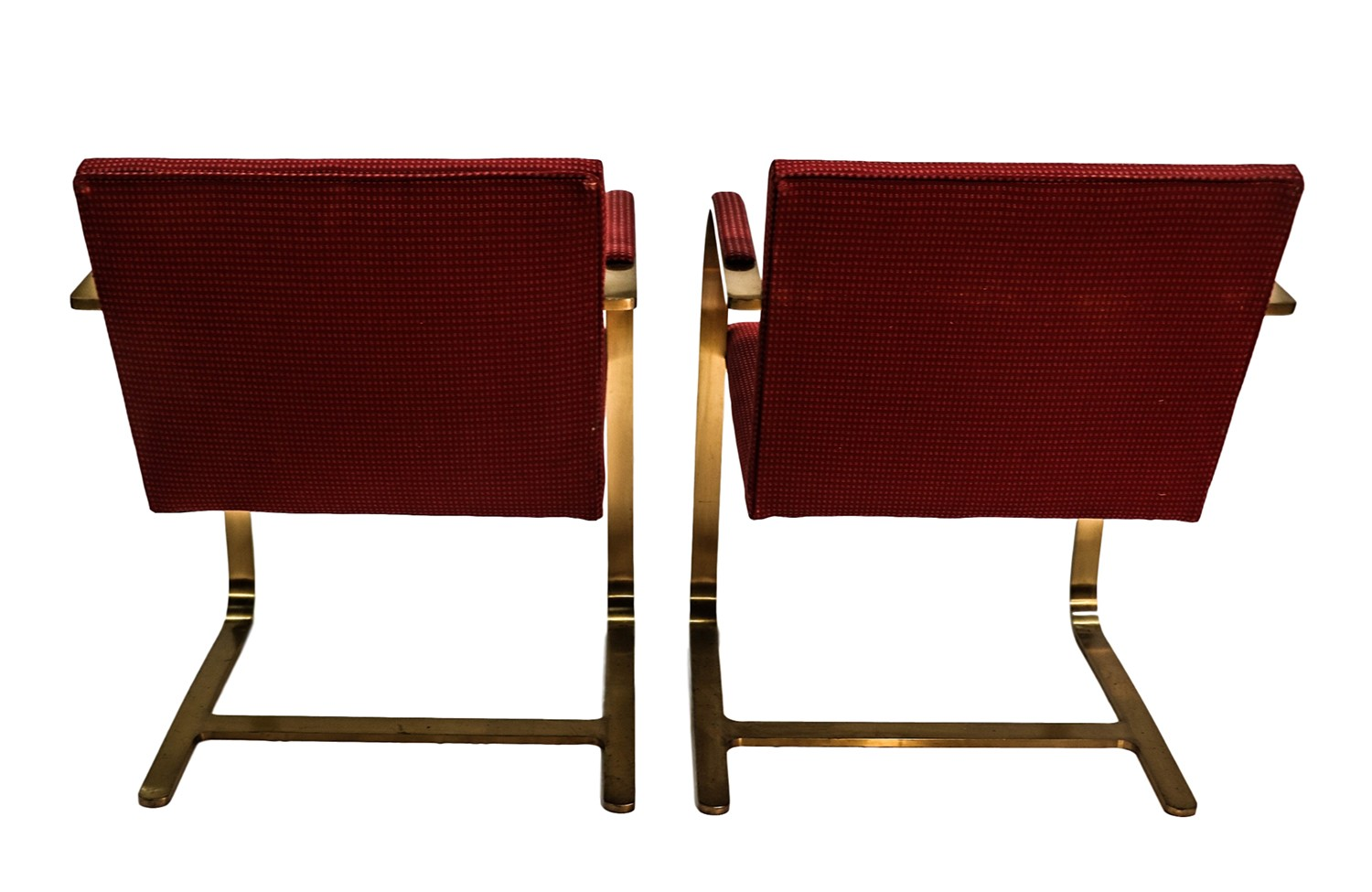 Mies van der Rohe Brno Chairs Knoll 1960s pair : Mies van der Rohe Brno Chairs Knoll 1960s pair 3 from marykaysfurniture.com size 1500 x 975 jpeg 407kB