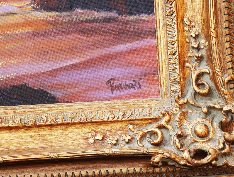 Violet Parkhurst Original Oil Painting
