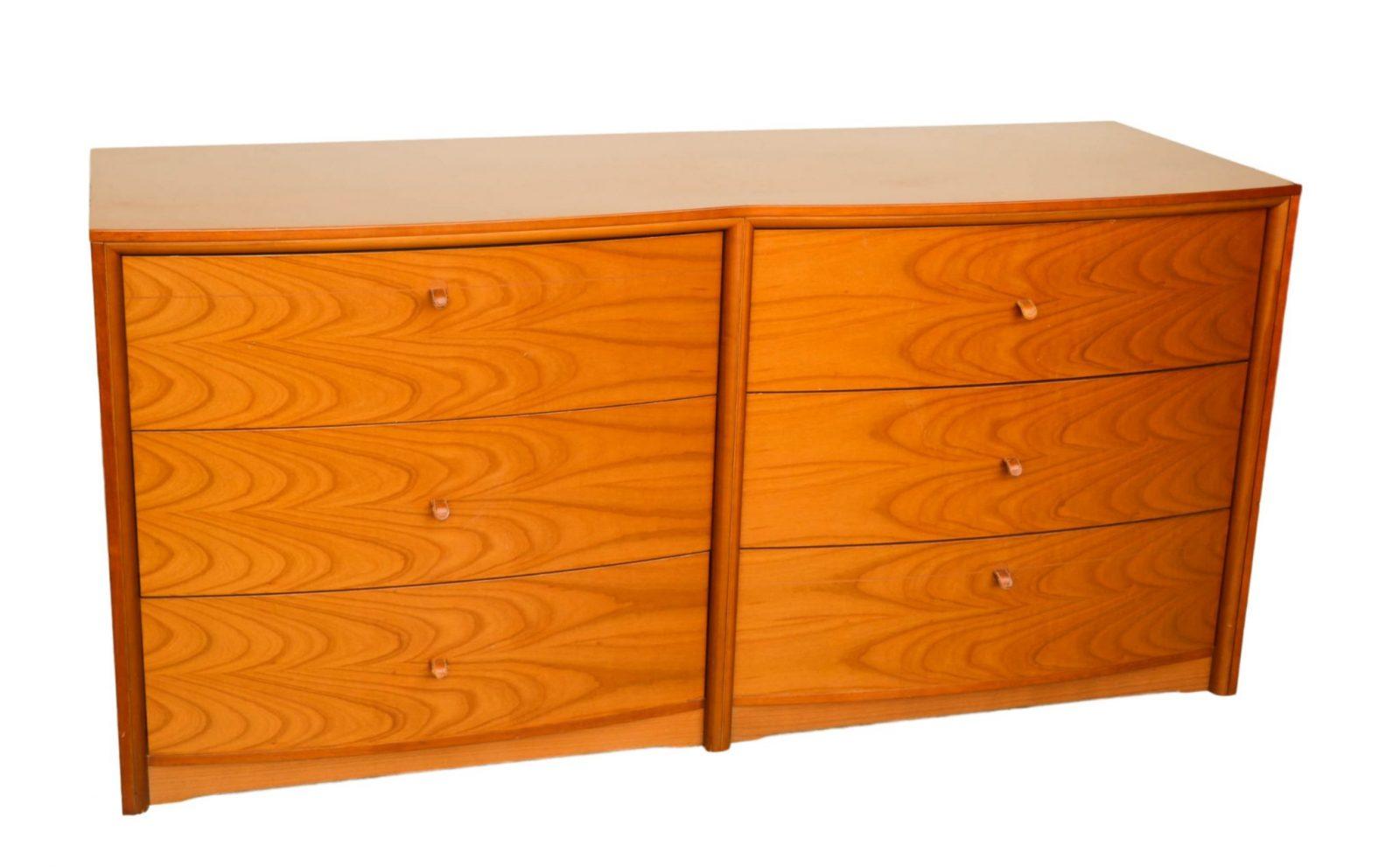 Beautiful modern mid century italian dresser chest of
