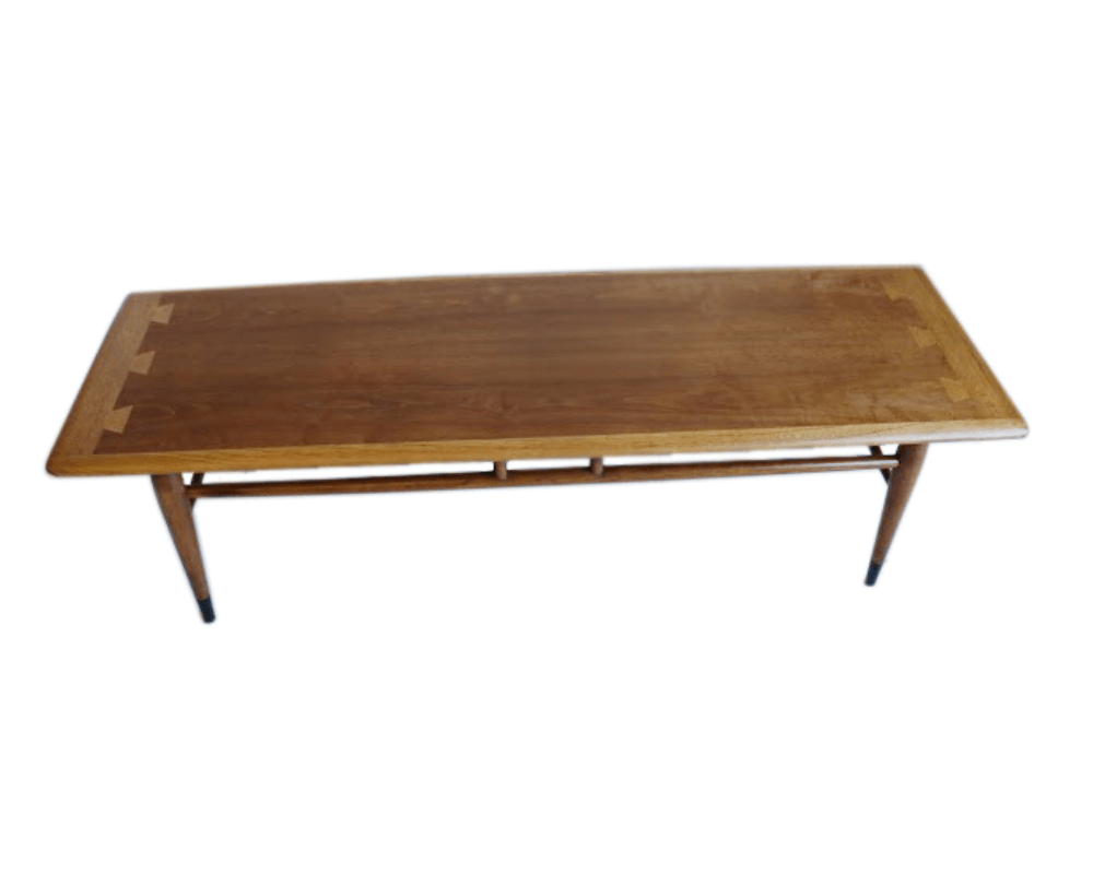 Lane dovetail coffee table for Dovetail furniture