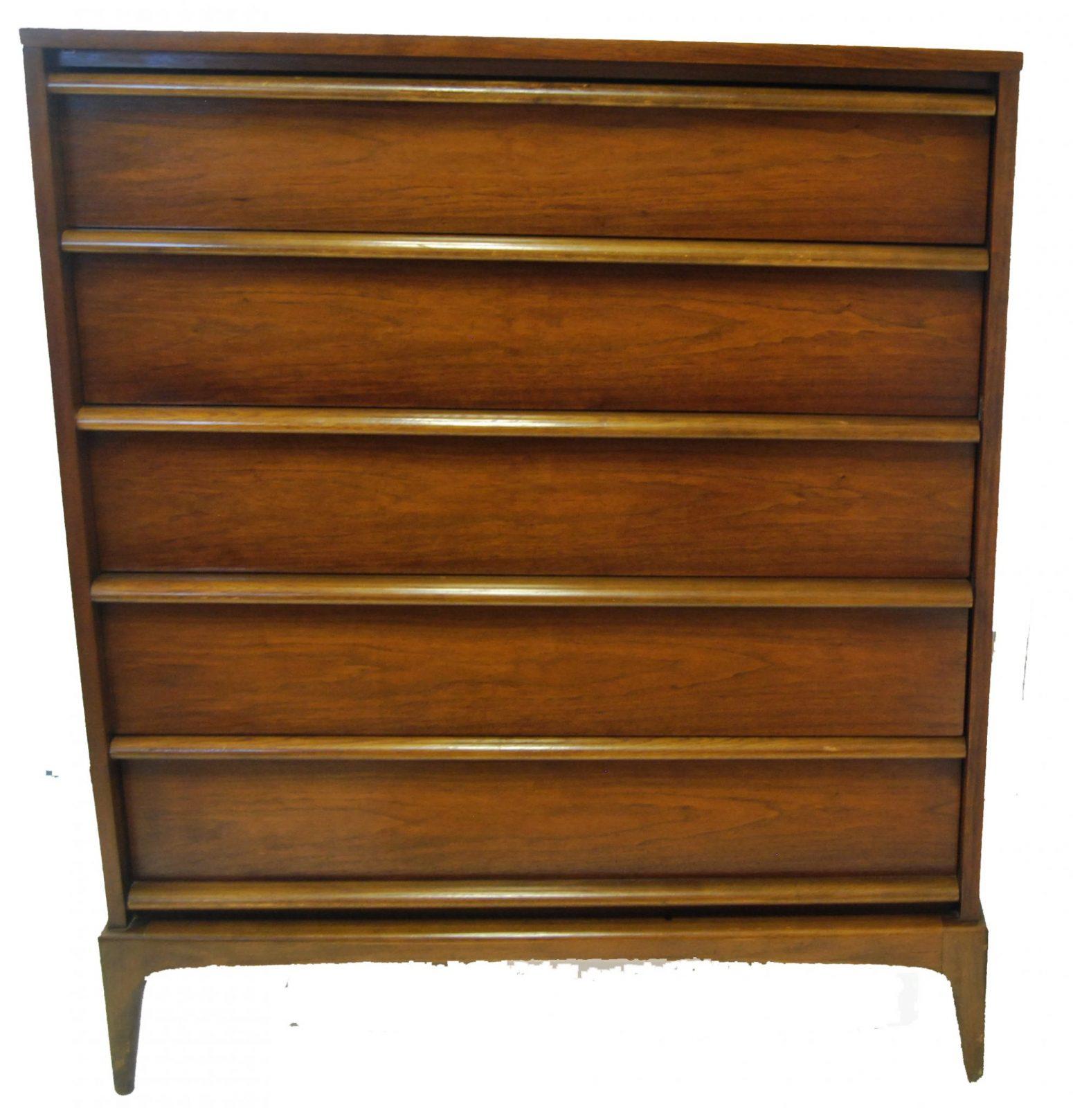 Mid Century Lane Tallboy Dresser