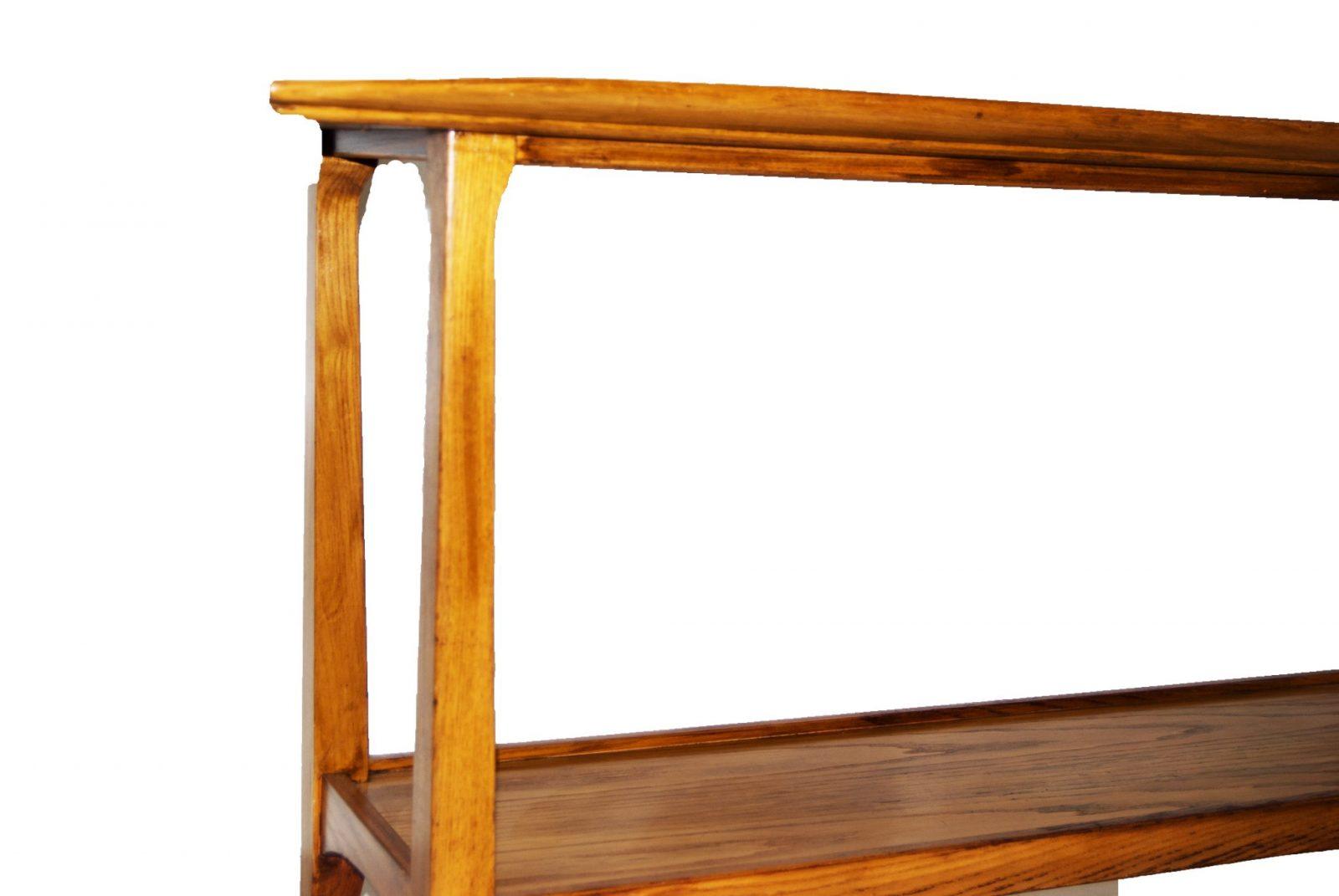 Mid Century Modern Danish Style Console Table