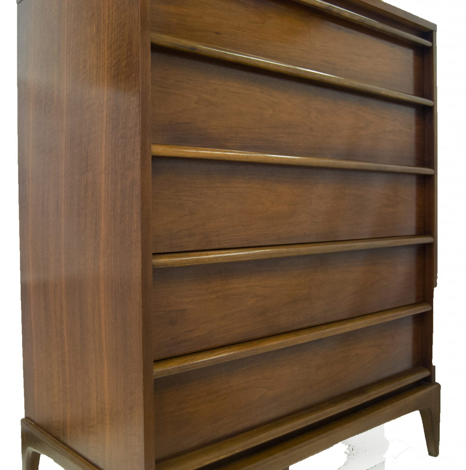 Mid Century Modern Split Level 1956 Edition Better Homes: Mid-Century Lane Tallboy Dresser