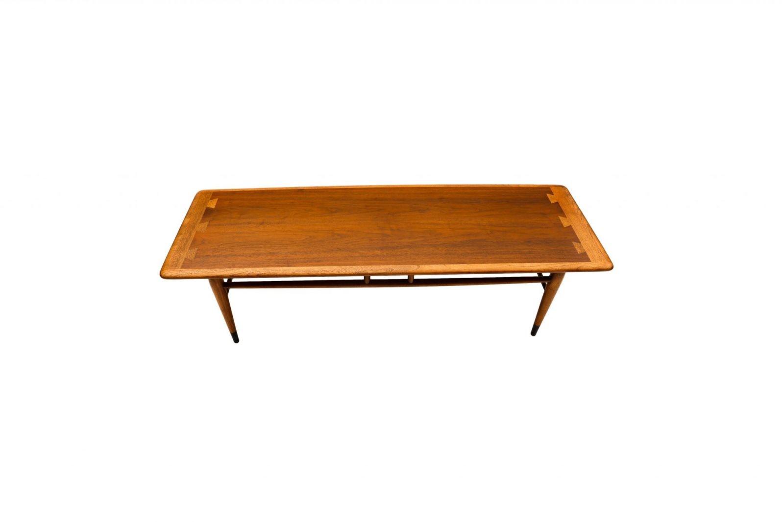 Mid-Century Modern Furniture LANE Coffee Table Inlaid ...