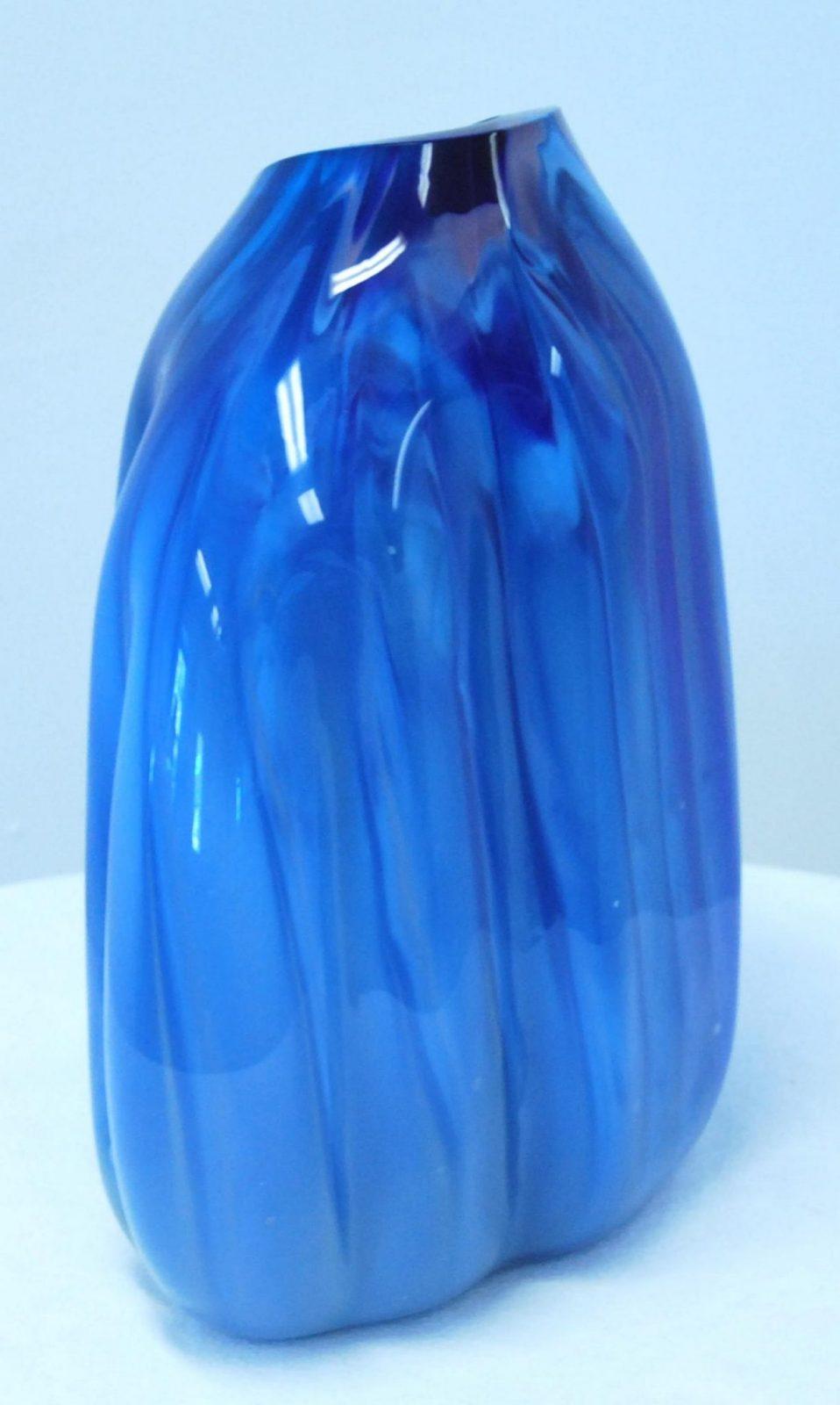 Modern Hand Blown Vase