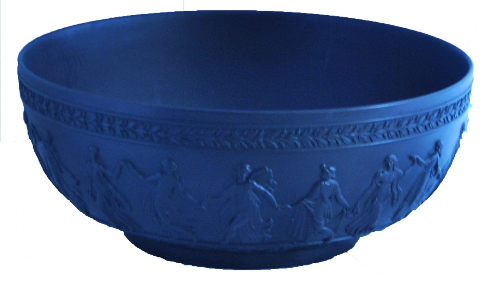 Wedgwood Jasperware Black Basalt Bowl