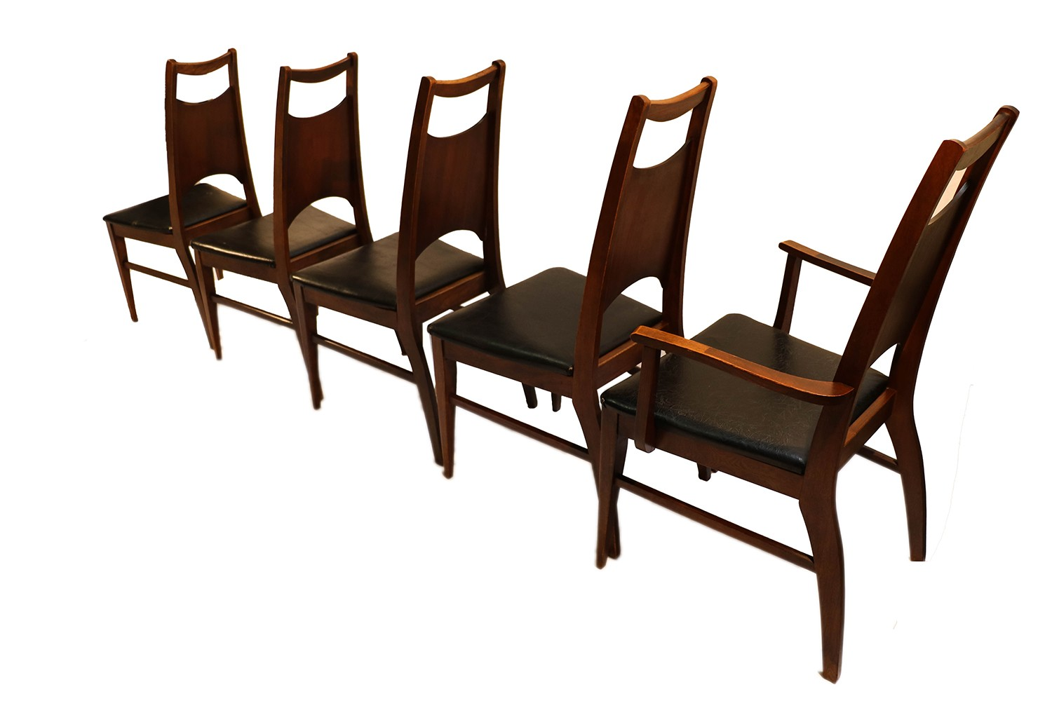 Bassett Furniture Dining Room Chairs