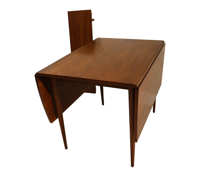 Drop Leaf Table Dining: Mid Century Drop Leaf Dining Table