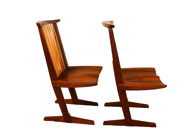 George Nakashima Conoid Chairs George Nakashima Furniture