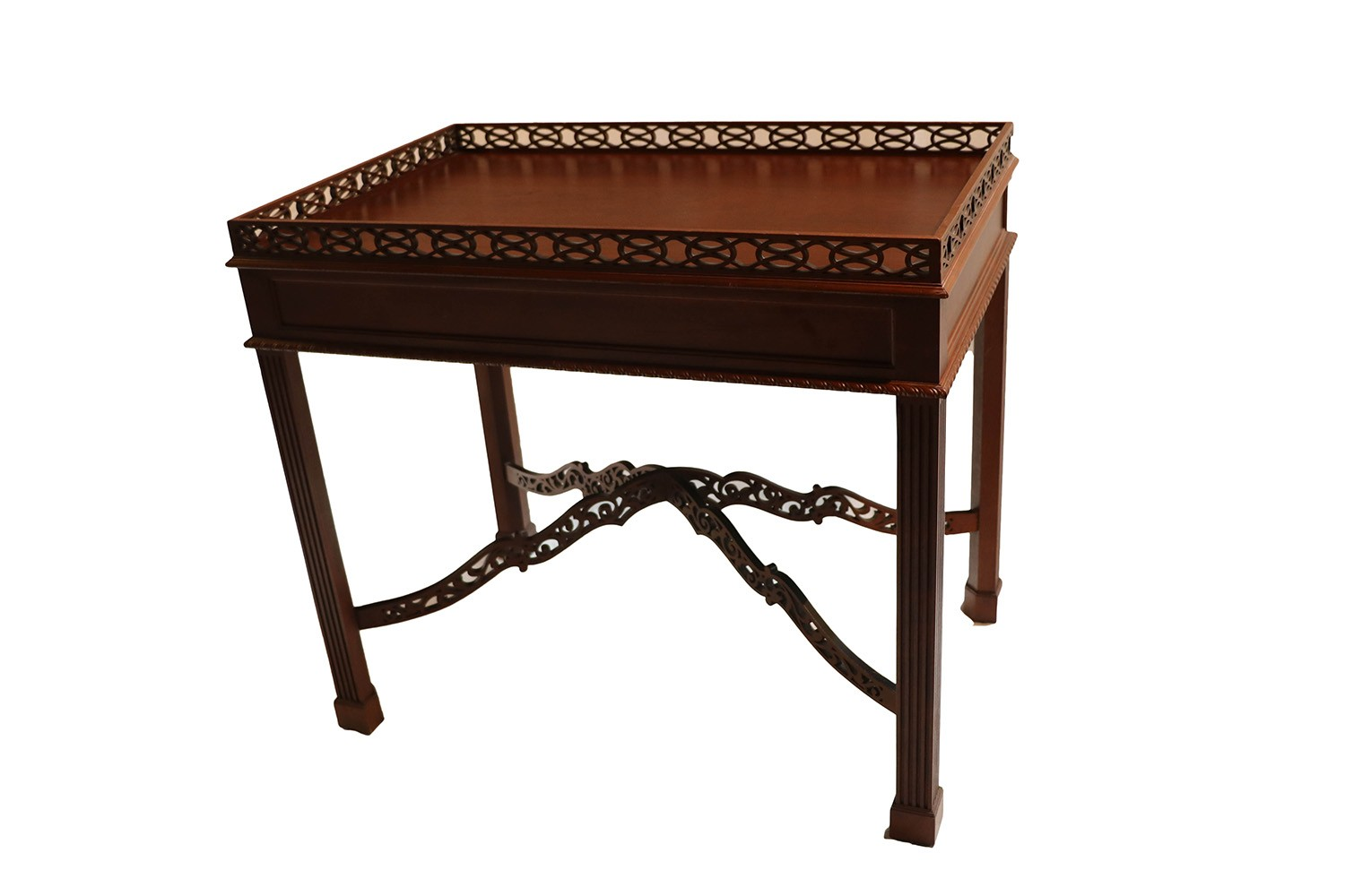 Chippendale Style Dining Room Table