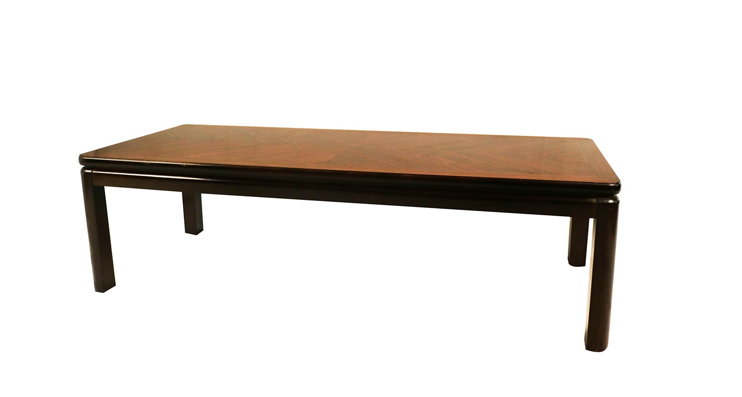 Mid Century Lane Rosewood Coffee Table