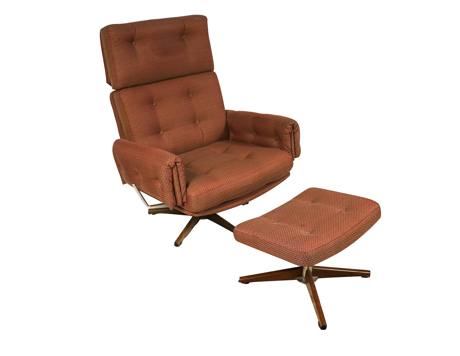 Mid Century Lounge Chair and Ottoman : Mid Century Lounge Chair and Ottoman 1 from marykaysfurniture.com size 1500 x 1161 jpeg 234kB