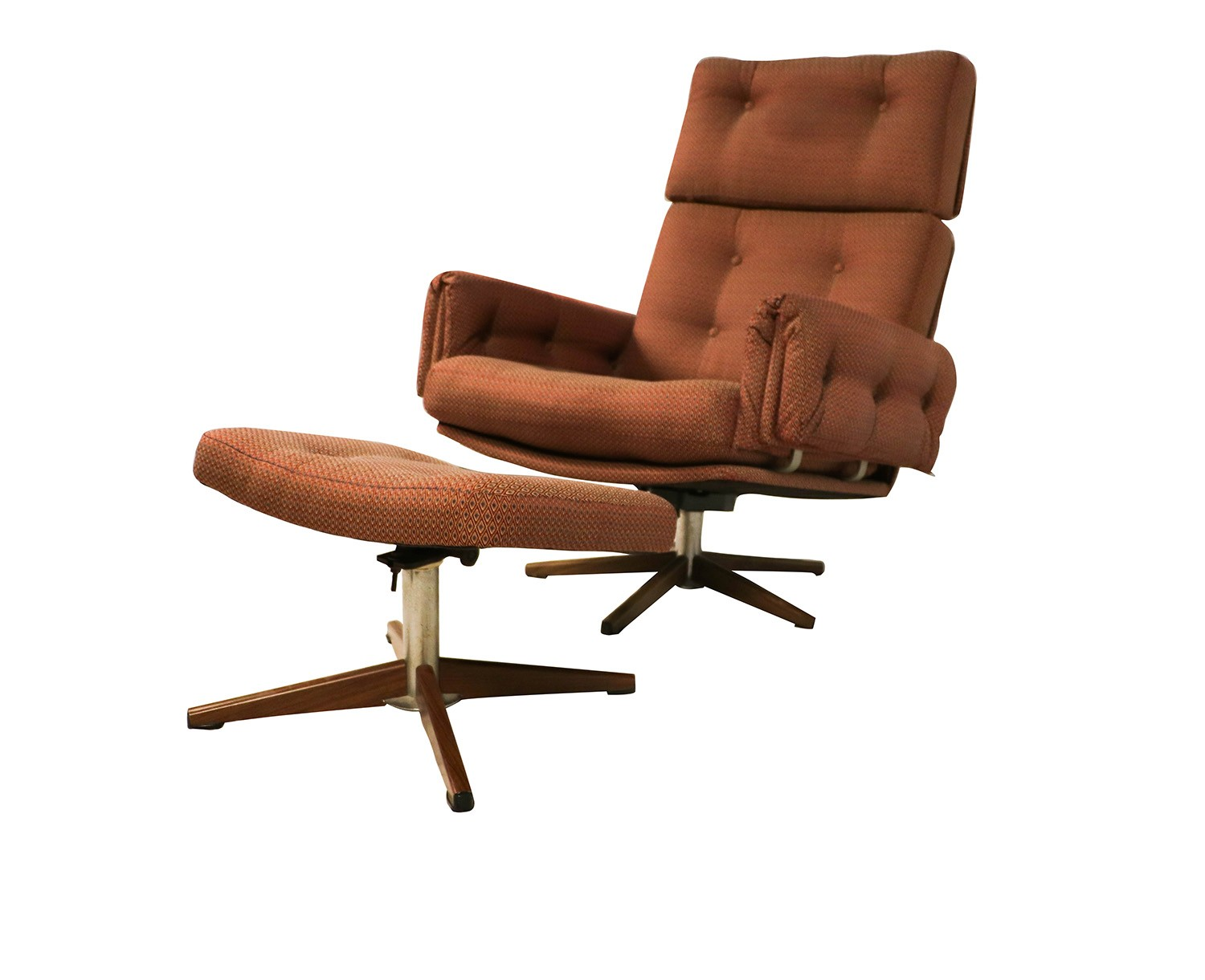 Mid Century Lounge Chair and Ottoman : Mid Century Lounge Chair and Ottoman 5 from marykaysfurniture.com size 1500 x 1221 jpeg 172kB