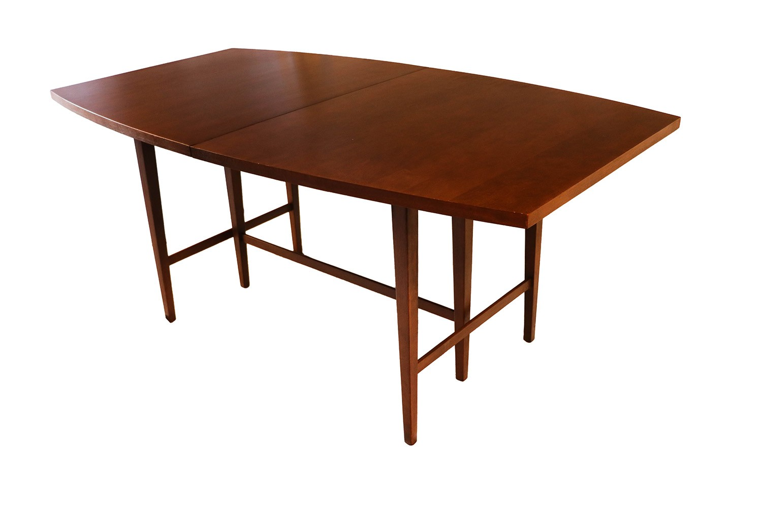 Mid Century Paul Mccobb For Winchendon Extendable Dining Table