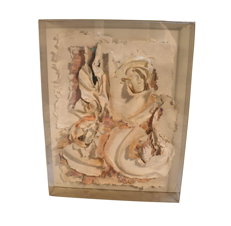 Marcia Mazur Gold And Ross Mazur Mid Century Handmade