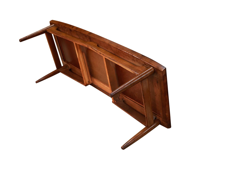Mid Century Modern Surfboard Coffee Table American Of