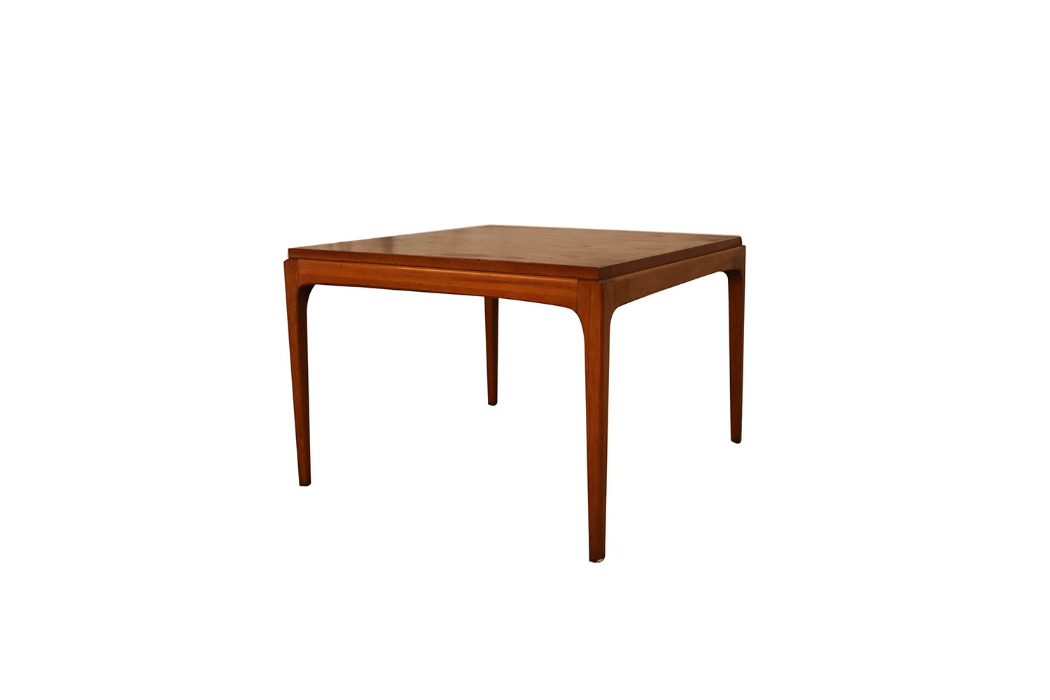 277360bf75a5c Mid Century Modern Lane Walnut End Table -