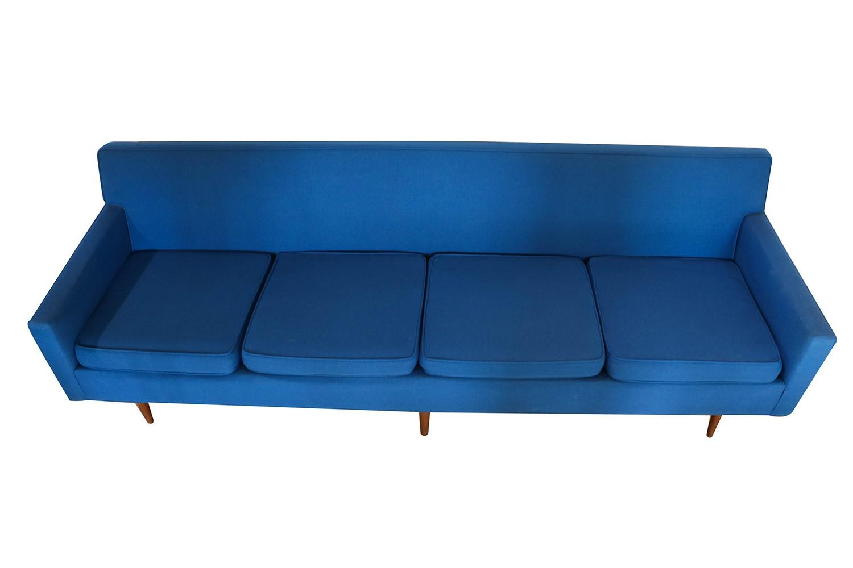 Milo Baughman for Thayer Coggin Mid Century Modern Sofa